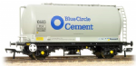 38-650 Baachmann Branchline PCA Metalair Bulk Powder Wagon 'Blue Circle Cement'